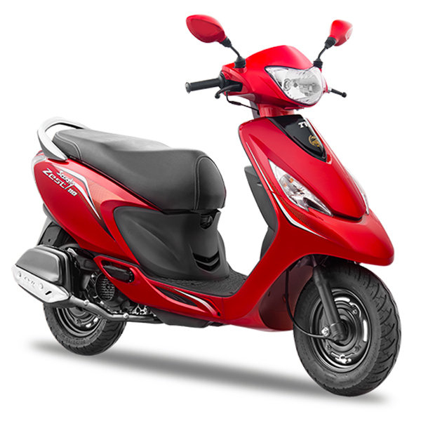 TVS Scooty Zest - BDPrice.com.bd