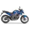Honda CB Hornet 160R ABS Blue