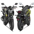 Honda CB Hornet 160R ABS Front & Back