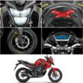 Honda CB Hornet 160R Details
