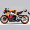 Honda CBR150R Repsol Side