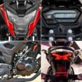 Honda X Blade Photos