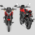 Honda X Blade Red Front