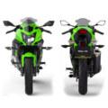 Kawasaki Ninja 125 ABS Front & Back