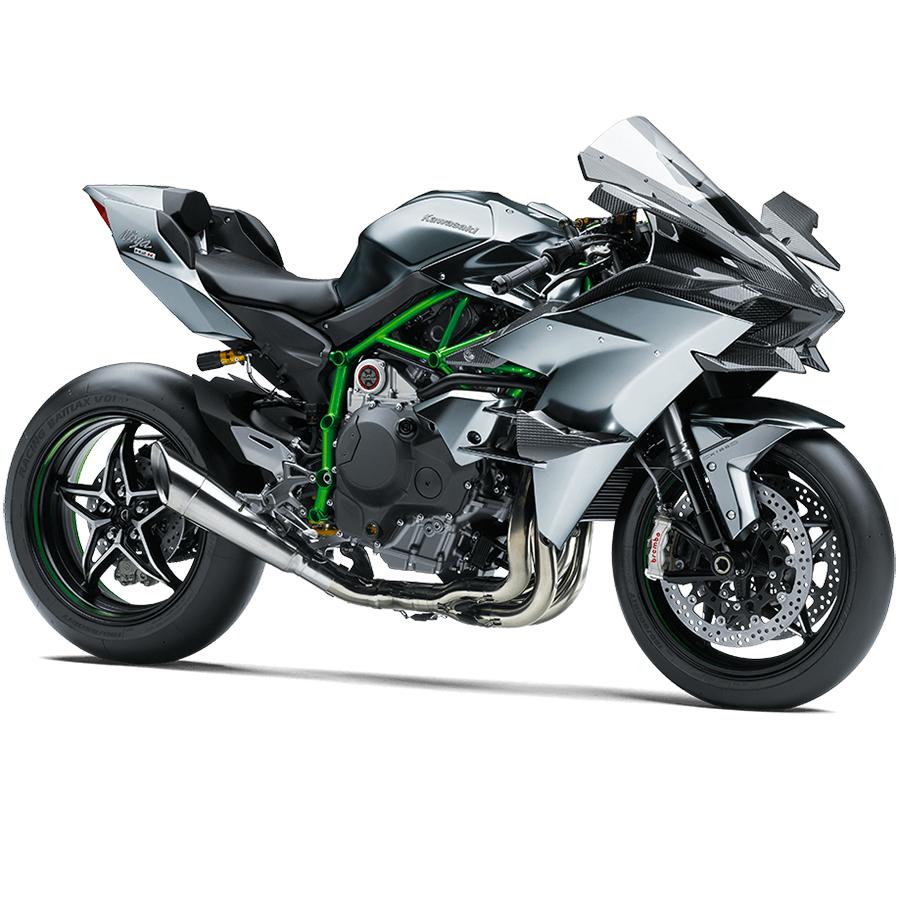 Kawasaki Ninja H2 R Front