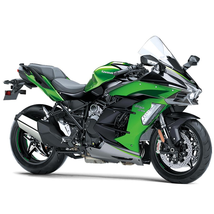 Kawasaki Ninja H2 SX SE+ Front