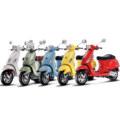 Vespa LX 125 All Colors