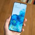 Samsung Galaxy S20 5G UW Front