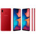 Samsung Galaxy A20 Side
