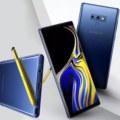 Samsung Galaxy Note 9 Side