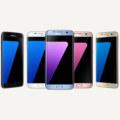 Samsung Galaxy S7 Edge All Colors