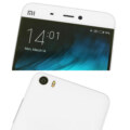Xiaomi Mi 5 Front and Back