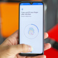 Xiaomi Mi A3 Display Fingerprint