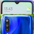 Xiaomi Mi CC9 Front and Back