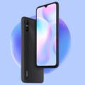 Xiaomi Redmi 9A Side Black