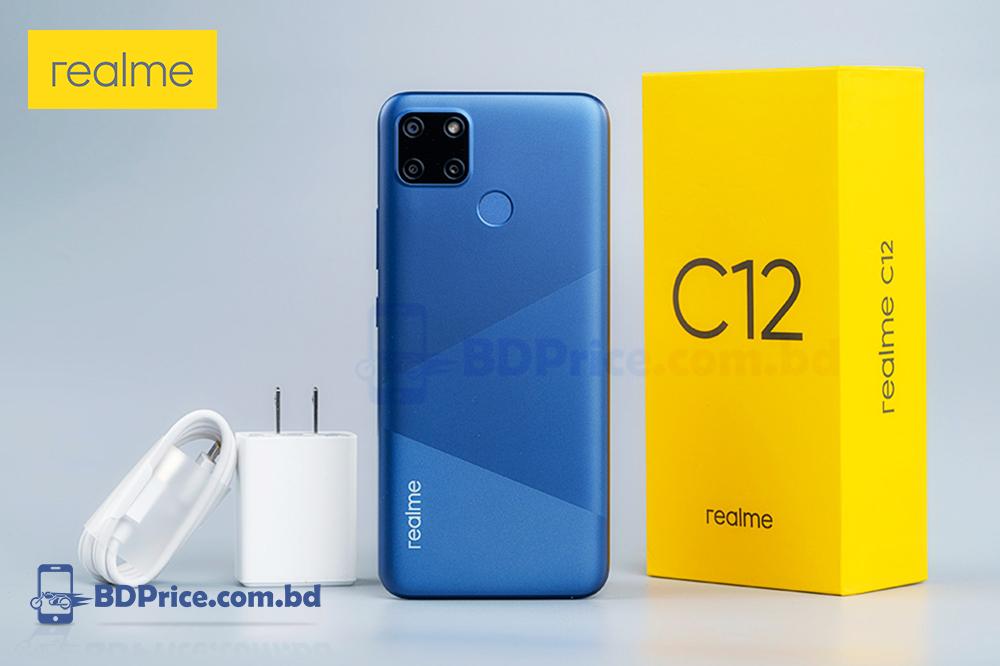 Realme C12