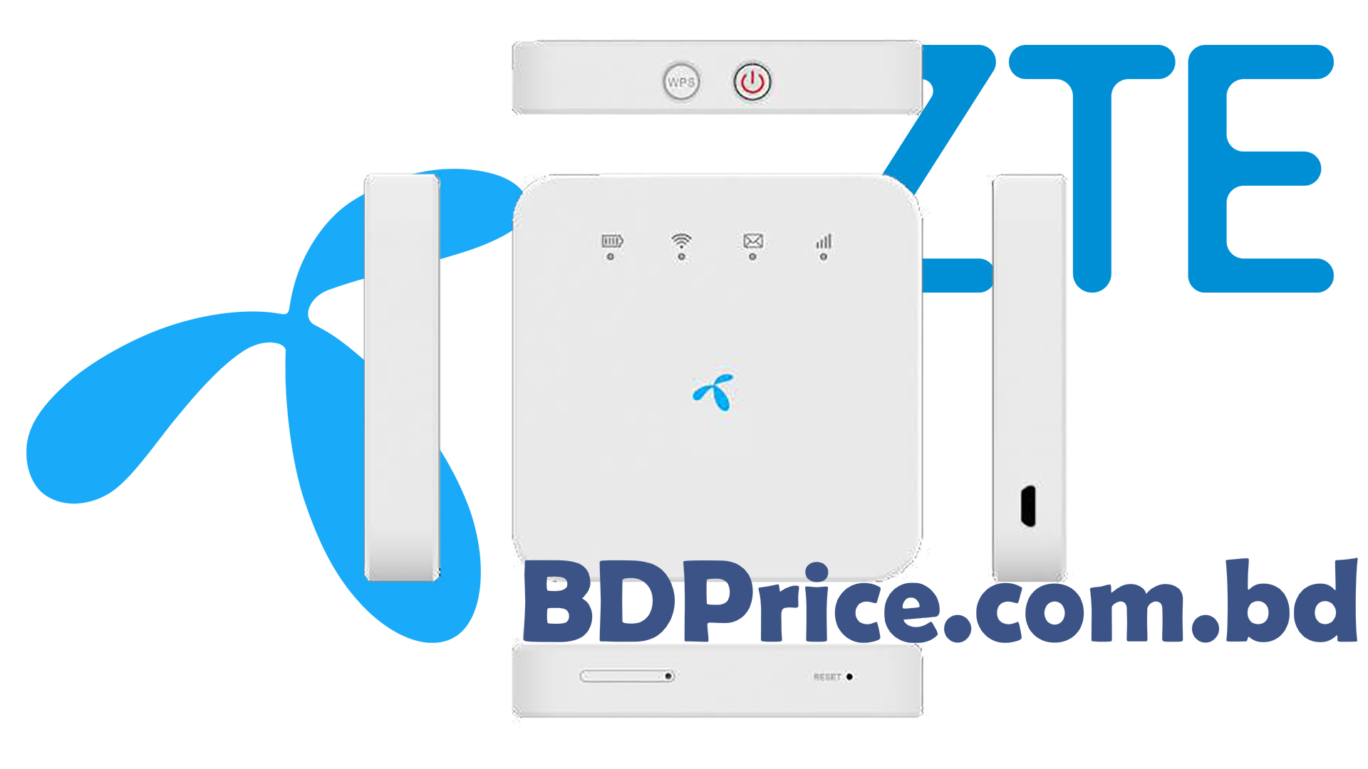 Grameen Phone 4G Pocket Router Specification & Price